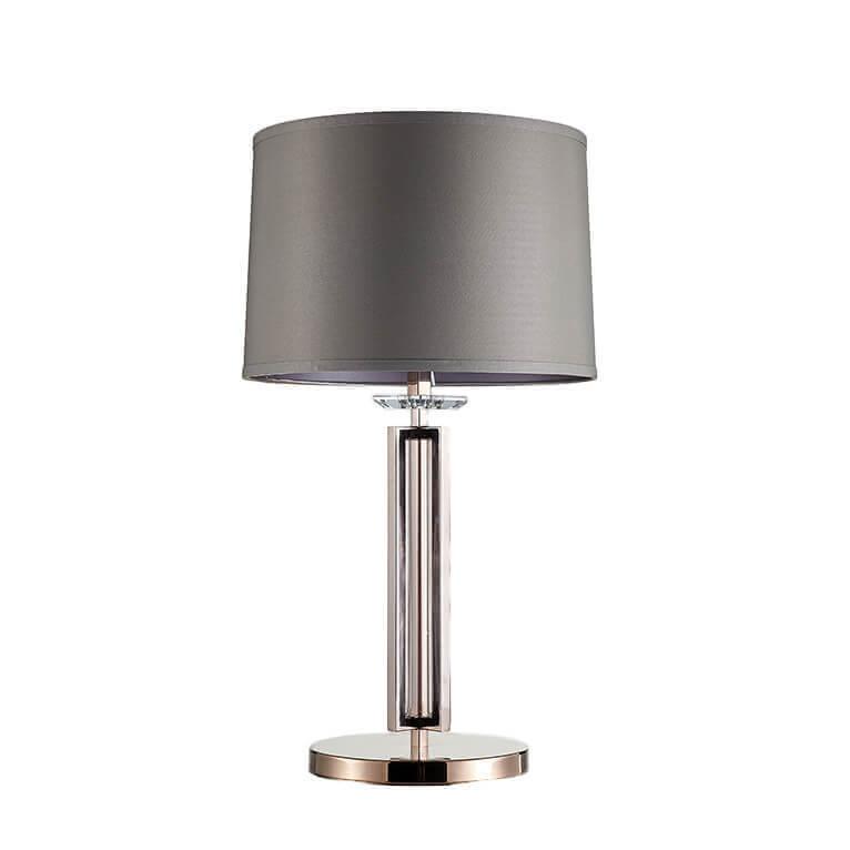 Настольная лампа Newport 4401/T black nickel без абажура 4400 (Абажуры не входят в комплект)