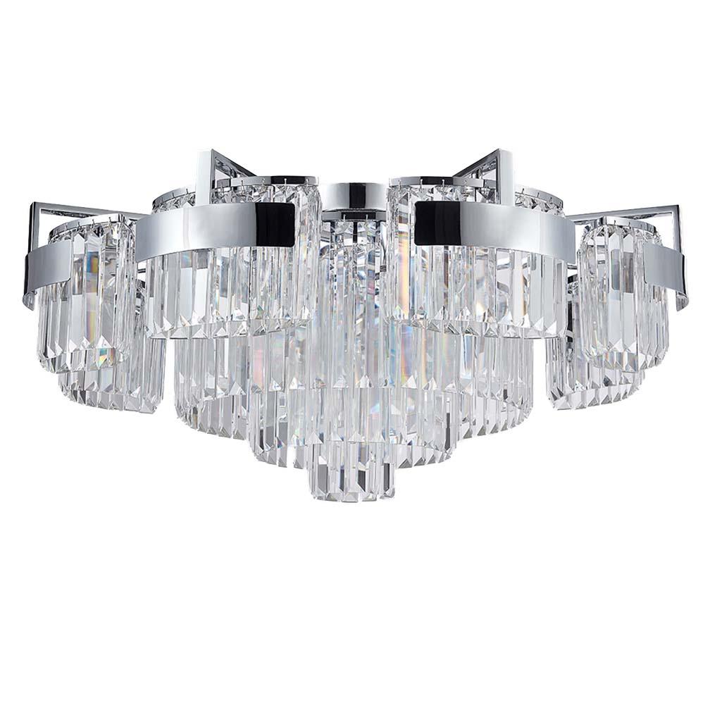 люстра apl22338791 6 chrome люстра arte perfetto luce Люстра Newport 4356+6/PL Chrome 4350