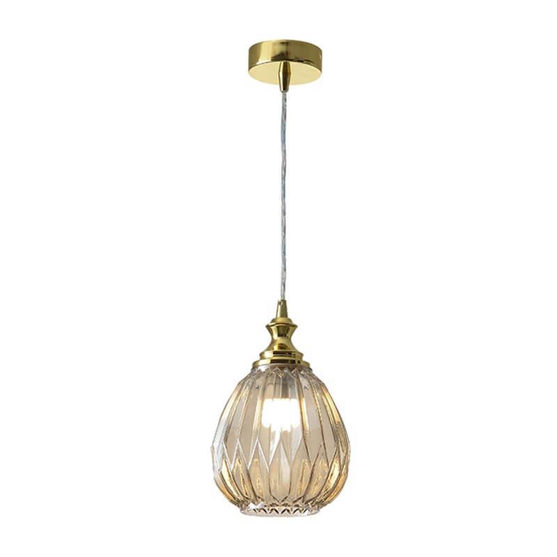 Светильник Newport 6142/S gold/cognac 6140