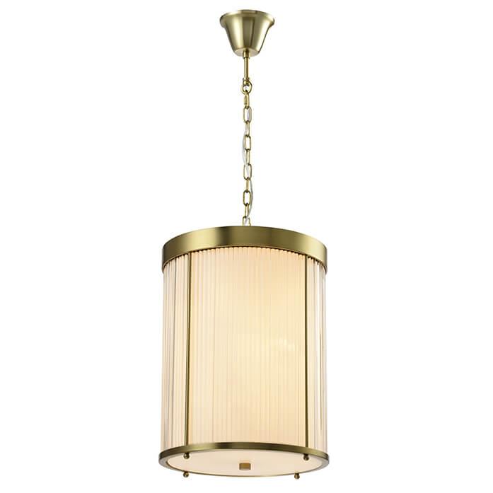 Светильник Newport 3299/S brass 3290