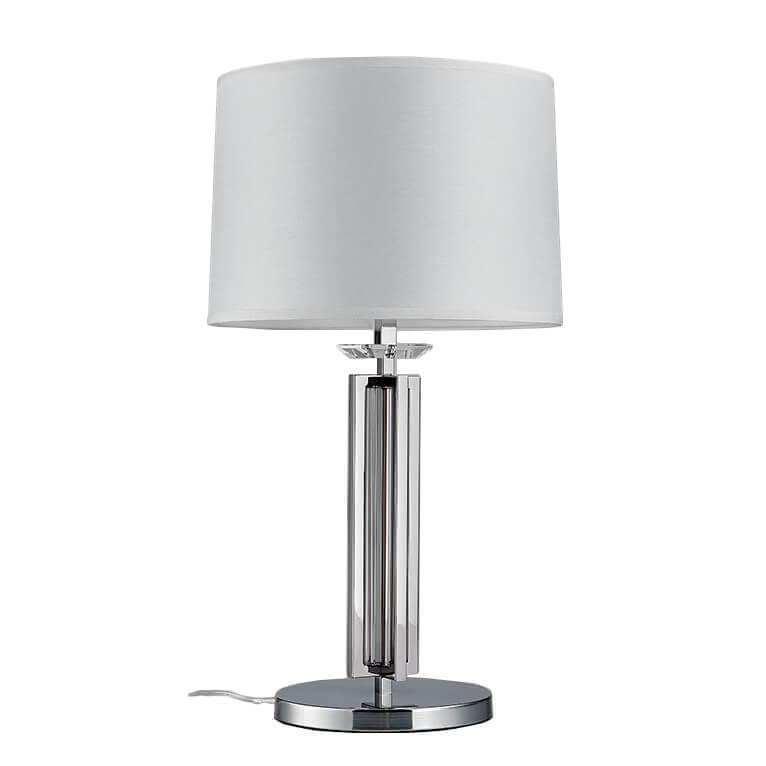 Настольная лампа Newport 4401/T chrome без абажура 4400 (Абажуры не входят в комплект)