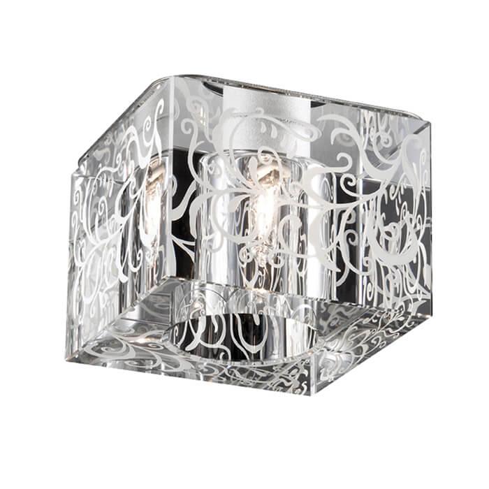 Встраиваемый светильник Novotech Cubic 369514