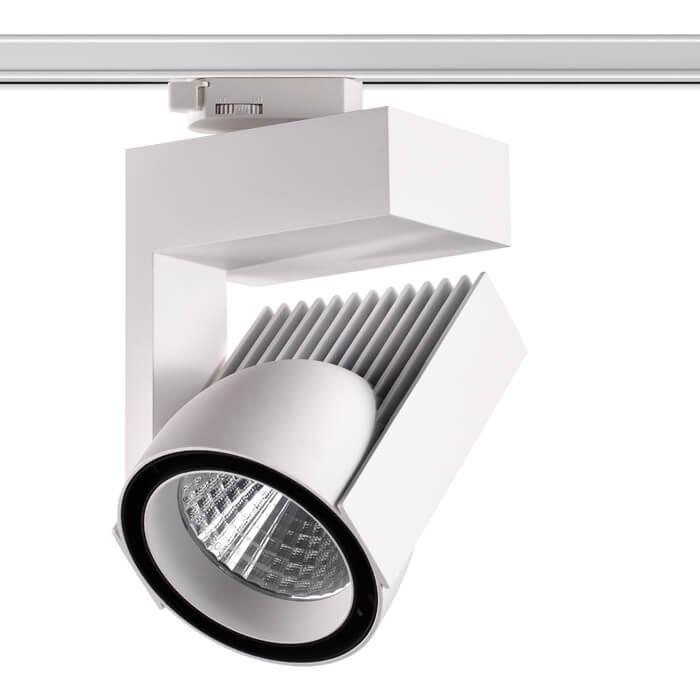 Светильник Novotech 358199 Port (для трехфазного шинопровода) светильник novotech 358188 iter для трехфазного шинопровода
