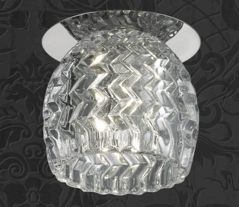 Встраиваемый светильник Novotech Vetro 369528 встраиваемый спот точечный светильник novotech vetro 369594