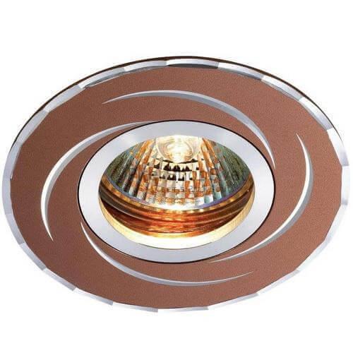 цена на Встраиваемый светильник Novotech Voodoo 369770