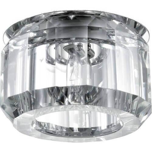 Встраиваемый светильник Novotech Vetro 369604 встраиваемый спот точечный светильник novotech vetro 369594
