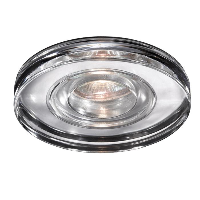 цена на Встраиваемый светильник Novotech Aqua 369883