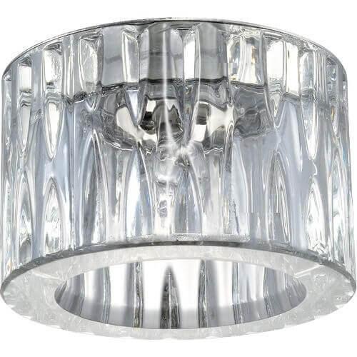 Встраиваемый светильник Novotech Vetro 369602 встраиваемый спот точечный светильник novotech vetro 369594