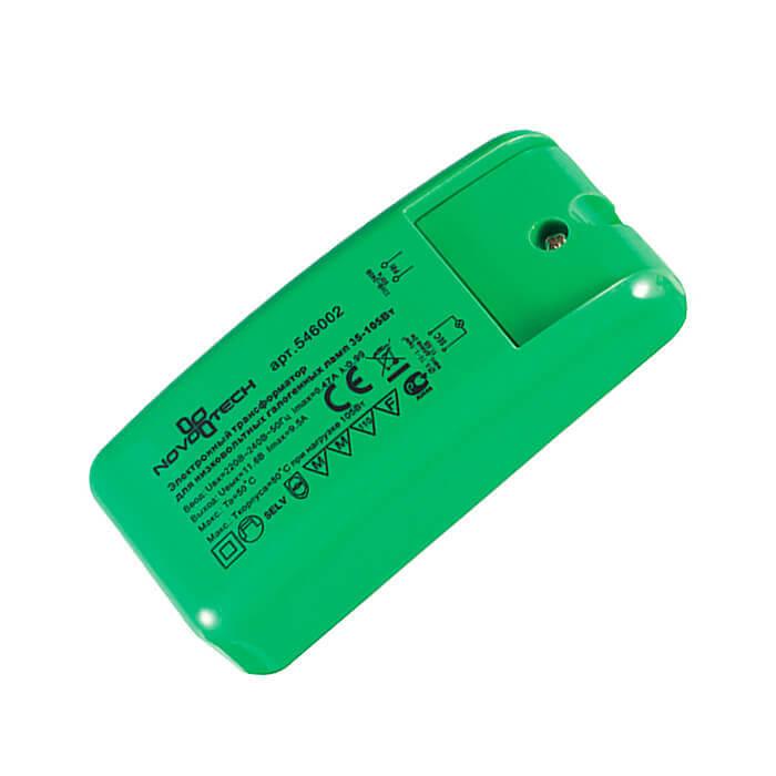 Блок питания Novotech 546002 novotech трансформатор электронный 546002
