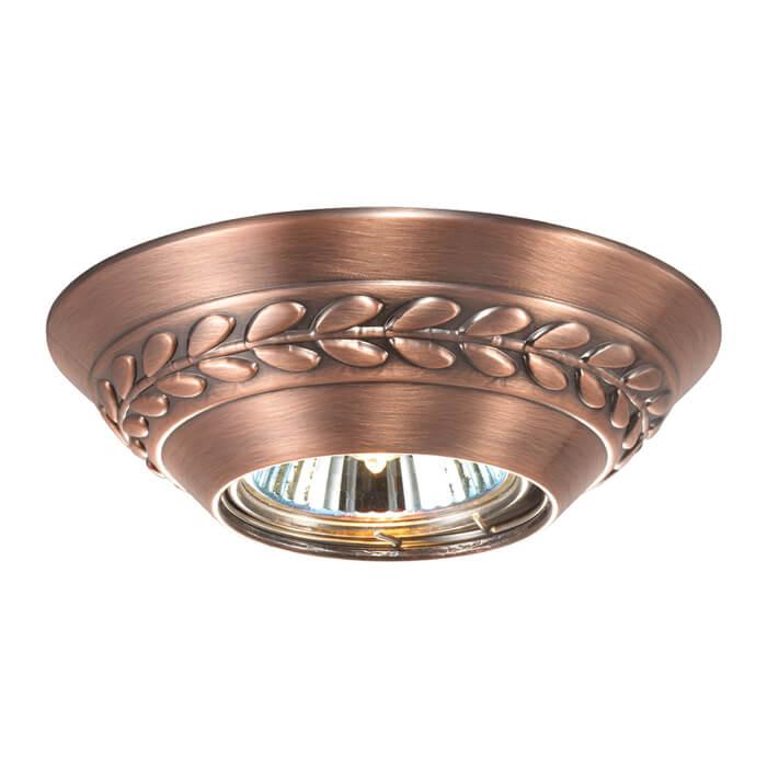 Встраиваемый светильник Novotech Branch 369665 встраиваемый светильник novotech branch 369665