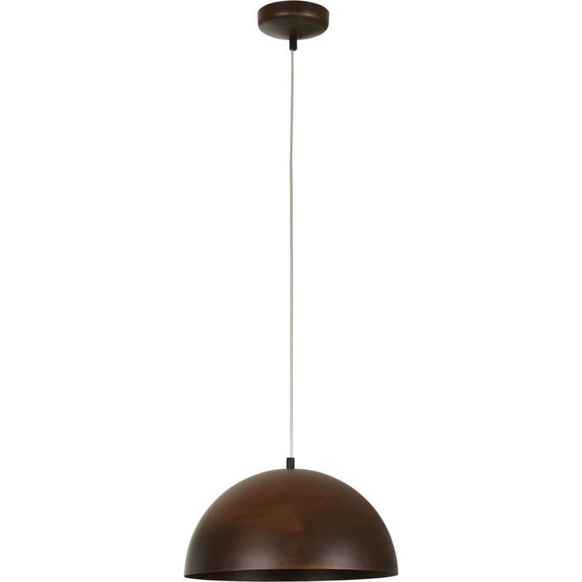 Светильник Nowodvorski 6367 Hemisphere Rust подвесной светильник nowodvorski hemisphere cracks 6371