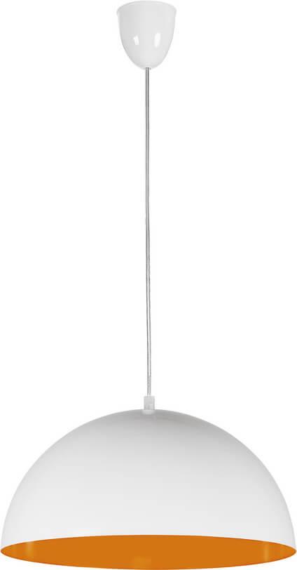 Светильник Nowodvorski 6374 Hemisphere Fluo Wh подвесной светильник nowodvorski hemisphere cracks 6371