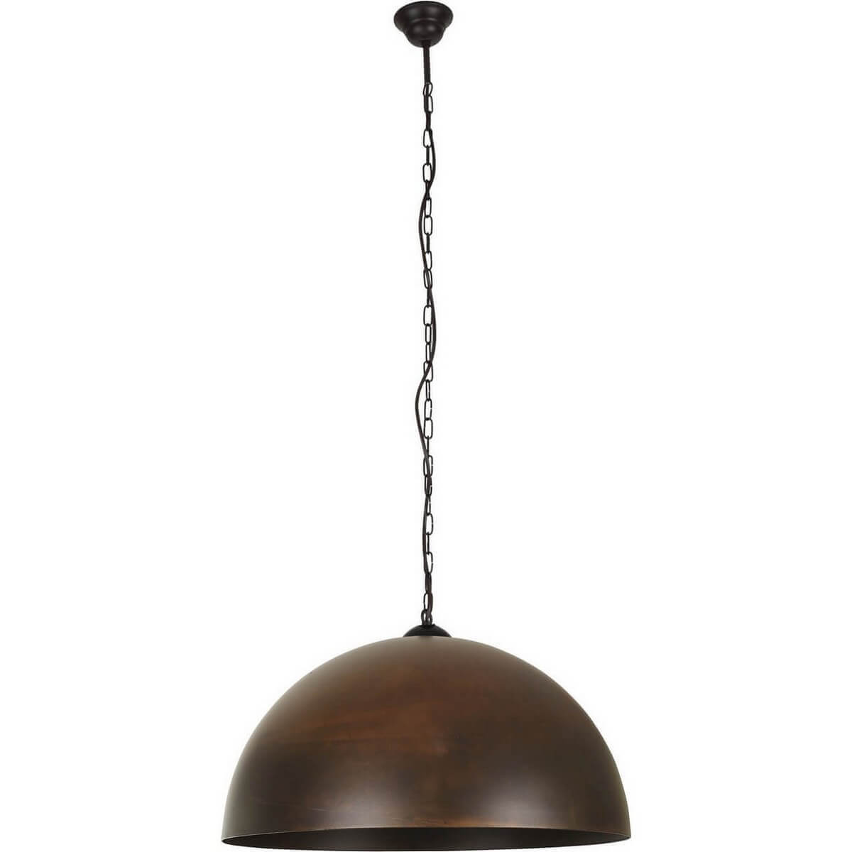 Светильник Nowodvorski 6368 Hemisphere Rust подвесной светильник nowodvorski hemisphere cracks 6371