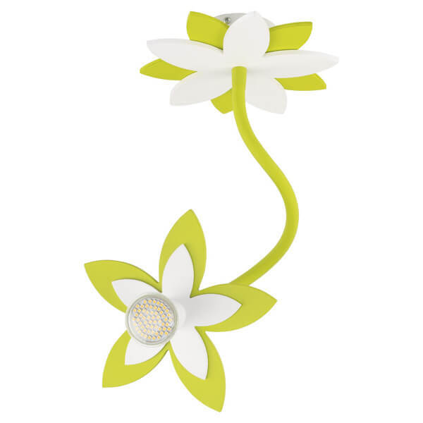 Светильник Nowodvorski 6897 Flowers Green