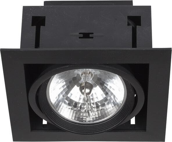 Светильник Nowodvorski 6303 Downlight Black