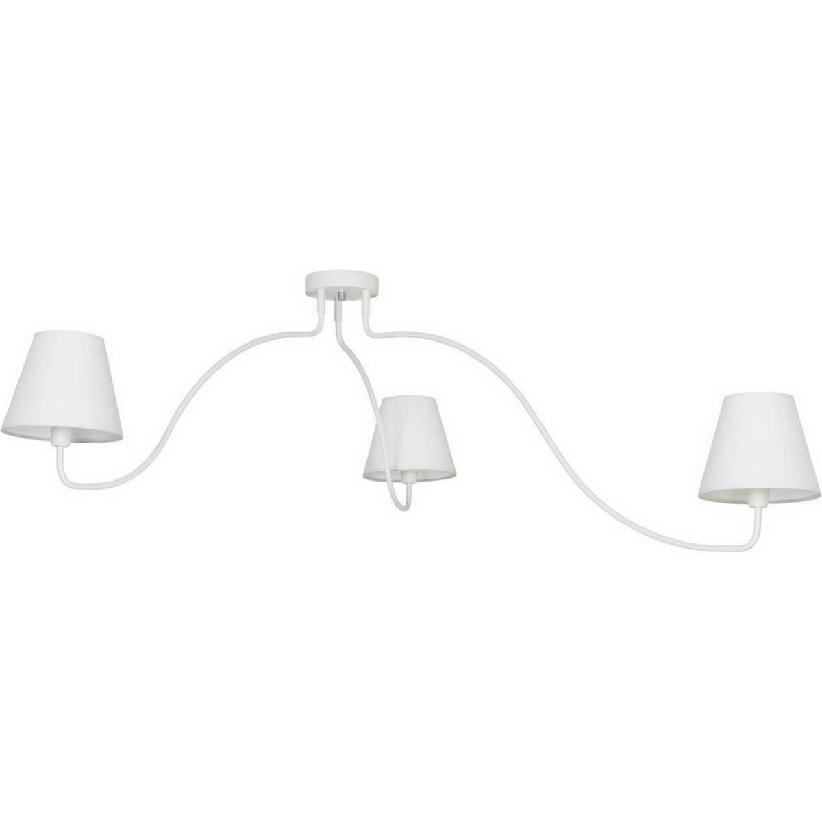Люстра Nowodvorski 6545 Swivel White