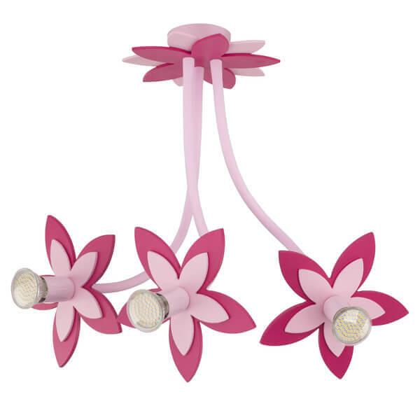 Подвесная люстра Nowodvorski Flowers Pink 6894