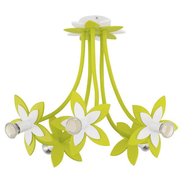 Люстра Nowodvorski 6901 Flowers Green