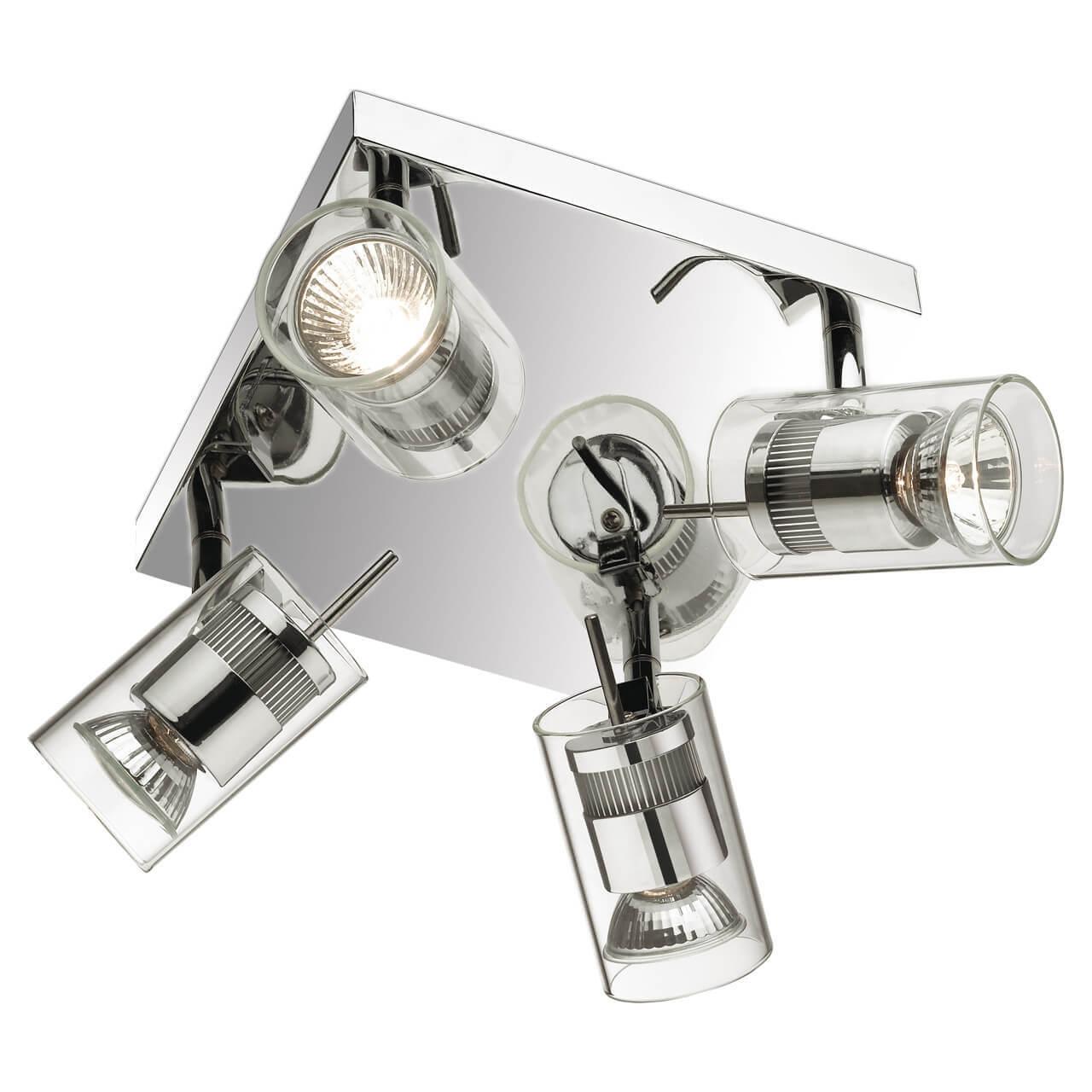 Спот Odeon Light 2474/4C Classic odeon потолочная люстра odeon light crea 2597 4c