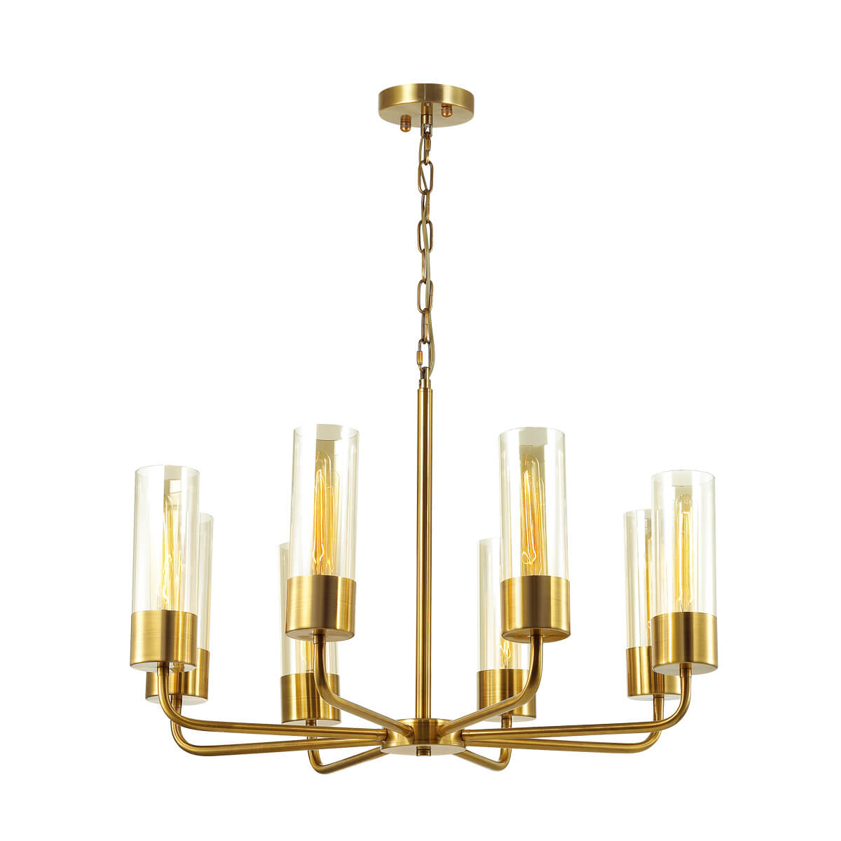 Люстра Odeon Light 4659/8 Country