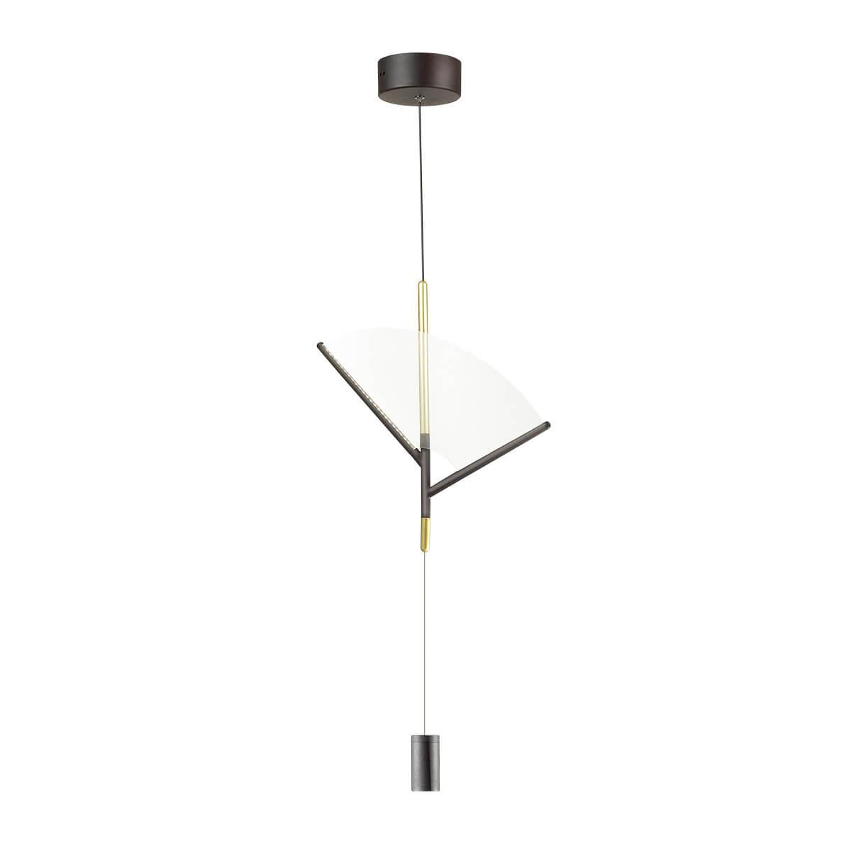 цена на Подвесной светодиодный светильник Odeon Light Venta 4651/7L