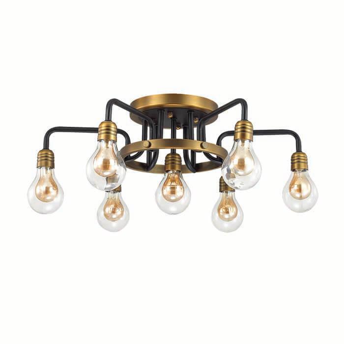 Потолочная люстра Odeon Light Alonzo 3983/7C цена 2017