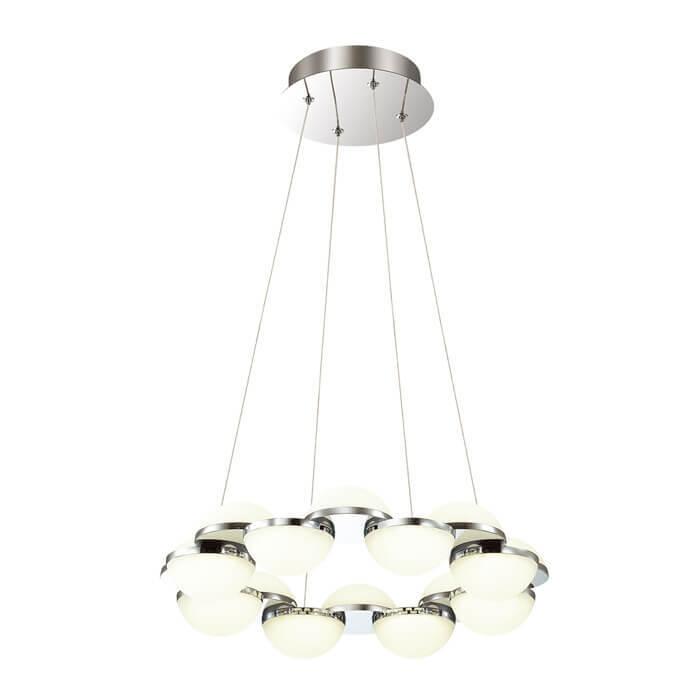 Люстра Odeon Light 4106/64L L-vision светодиодная люстра profit light 8850 8 wht