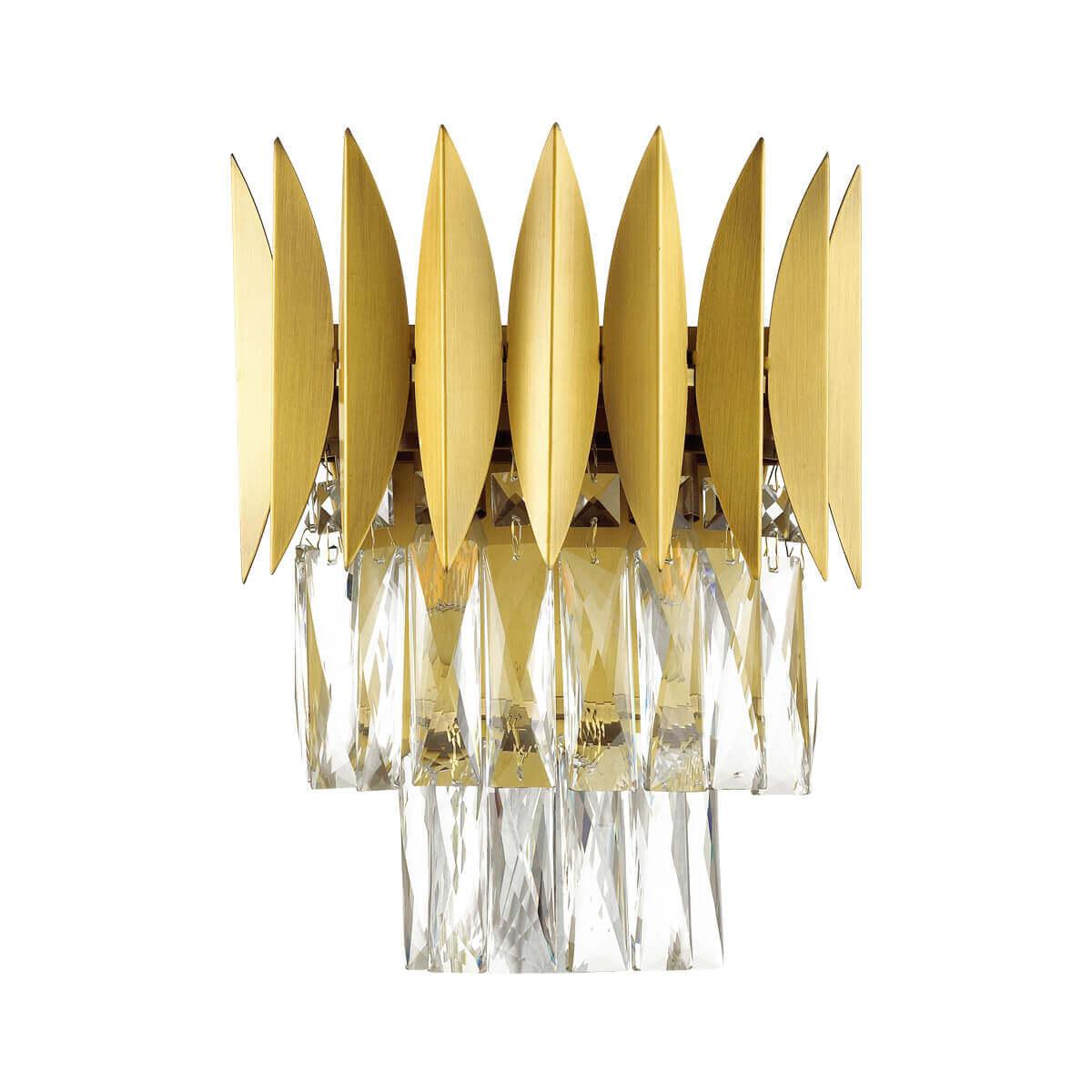 Светильник Odeon Light 4124/2W Hall бра lumien hall lh1054 2w nk wt монелья