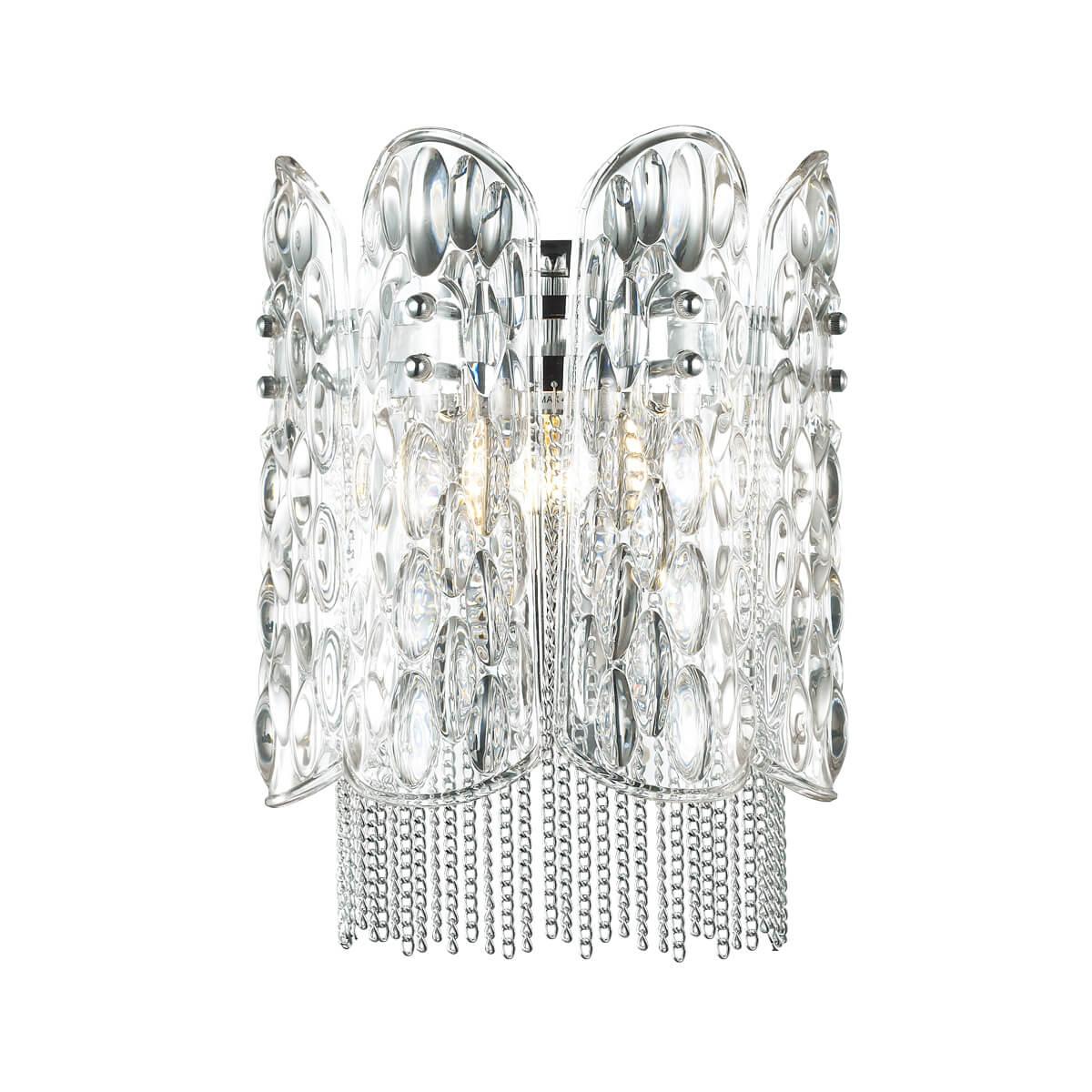 Настенный светильник Odeon Light Birta 4633/1W светильник настенный бра коллекция crea 2597 1w хром прозрачный odeon light одеон лайт
