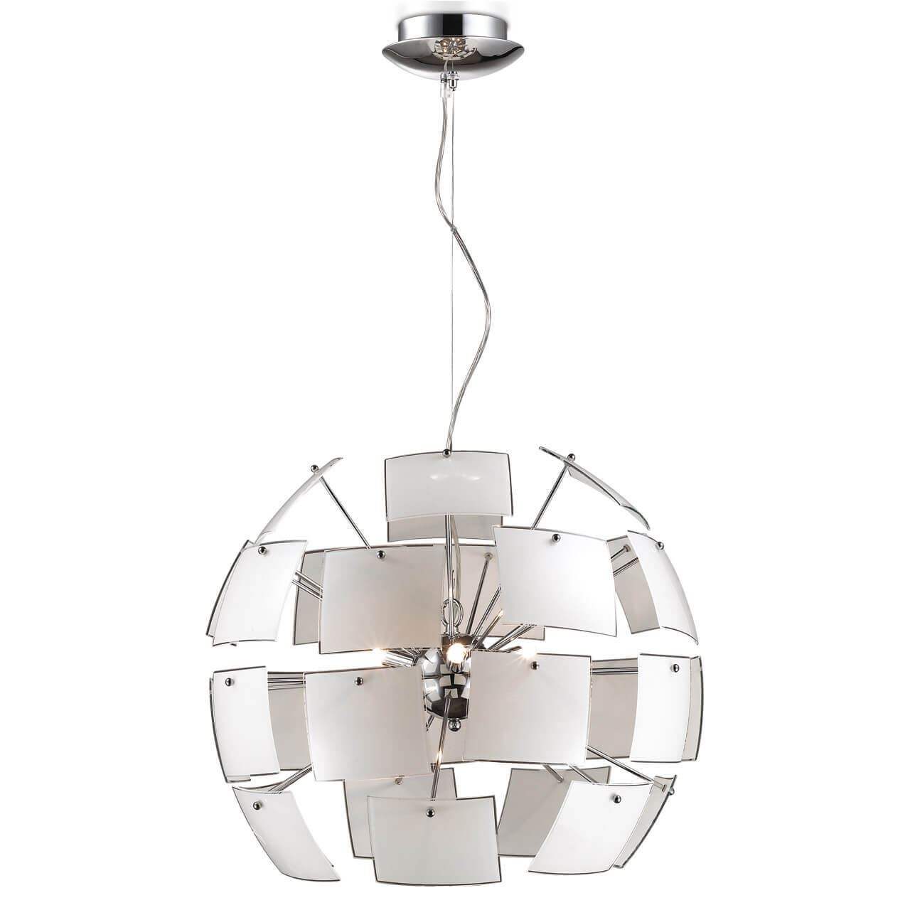 Подвесная люстра Odeon Light Vorm 2655/6 odeon light настольная лампа декоративная odeon light vorm 2655 2t