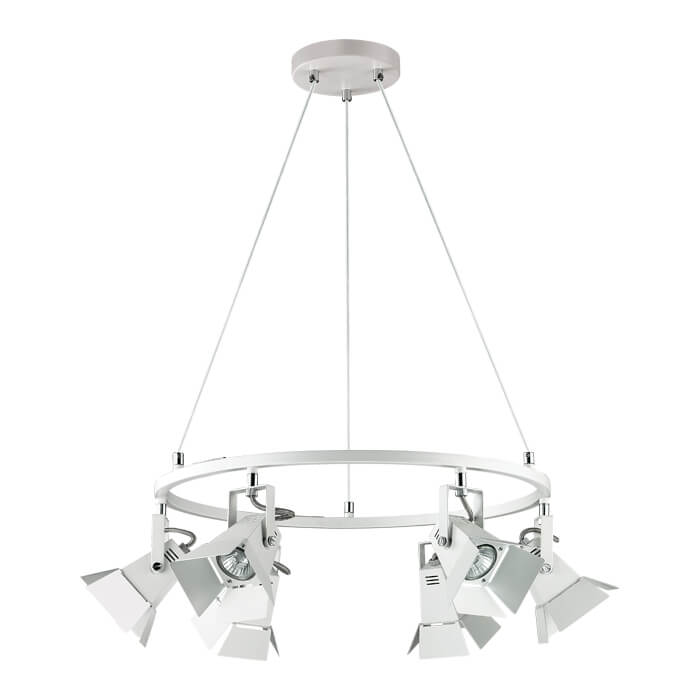 Люстра Odeon Light 3631/6 Modern трековая система odeon 3631 6tr