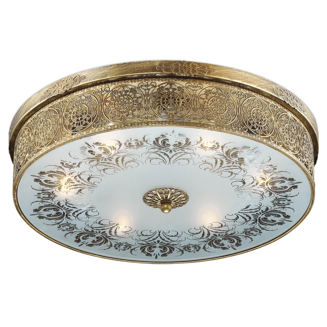 Потолочный светильник Odeon Light Aster 2782/6C светильник настенно потолочный odeon light 2677 6c odl14 427 g9 6 40w 220v palmira золото белый