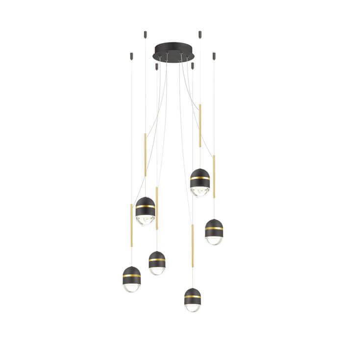 Люстра Odeon Light 4118/30L Minion