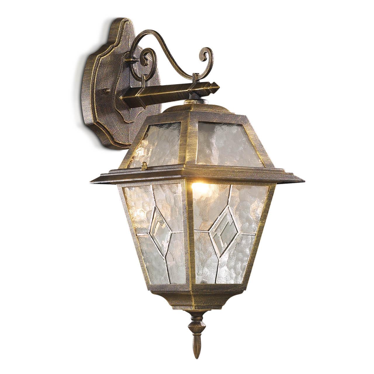 Уличный настенный светильник Odeon Light Outer 2316/1W все цены