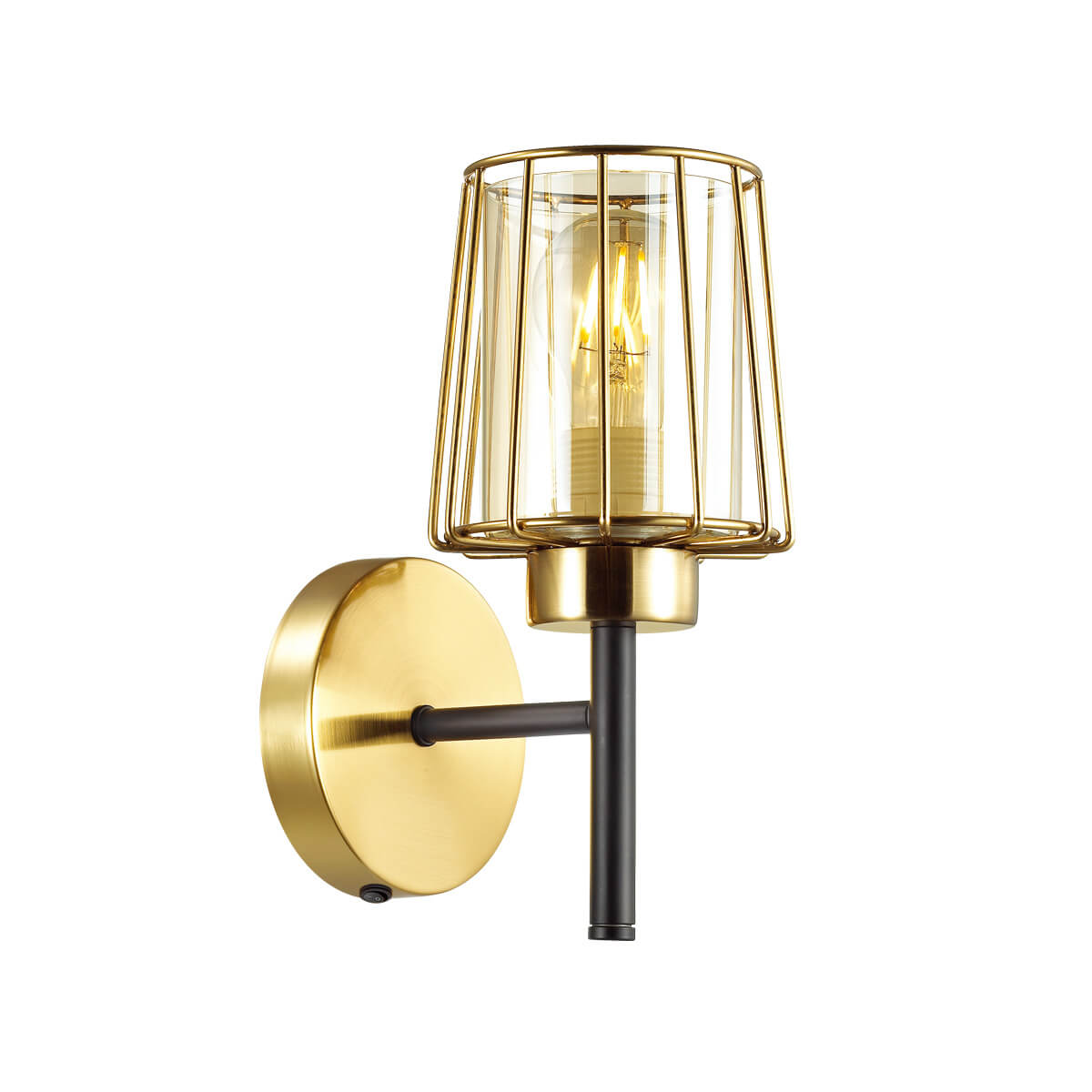 Бра Odeon Light 4656/1W Country odeon 2927 1w