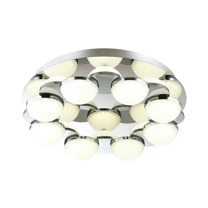 Люстра Odeon Light 4106/64CL L-vision светодиодная люстра profit light 8850 8 wht