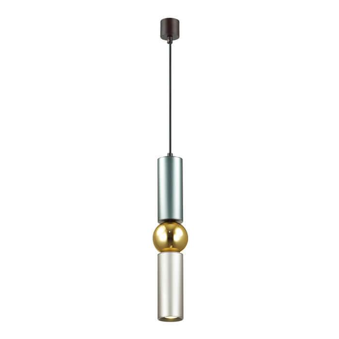 Подвесной светодиодный светильник Odeon Light Sakra 4071/5L