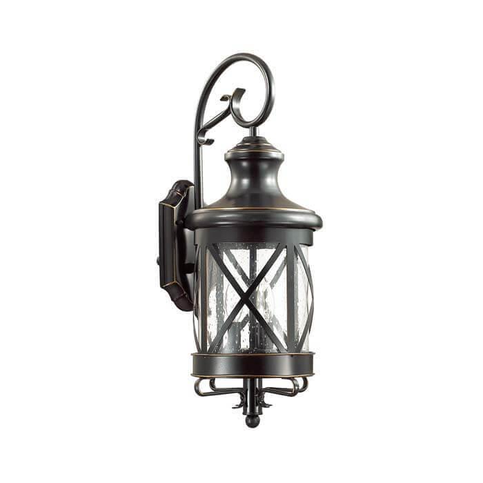 цена на Уличный настенный светильник Odeon Light Sation 4045/3W