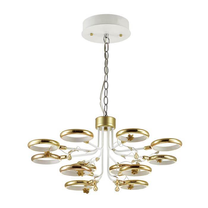 Подвесная светодиодная люстра Odeon Light Fiuggi 4036/72L