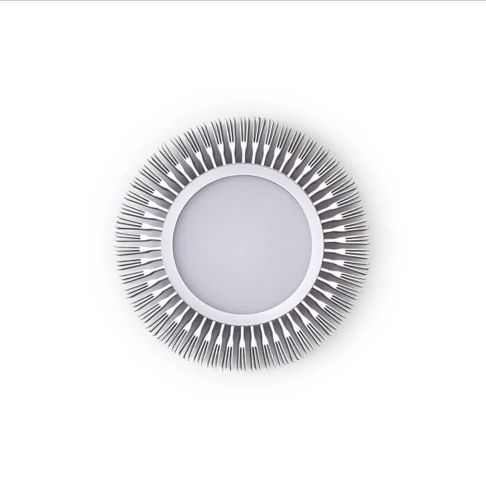цена на Настенный светодиодный светильник Odeon Light Cielino 3849/5WL