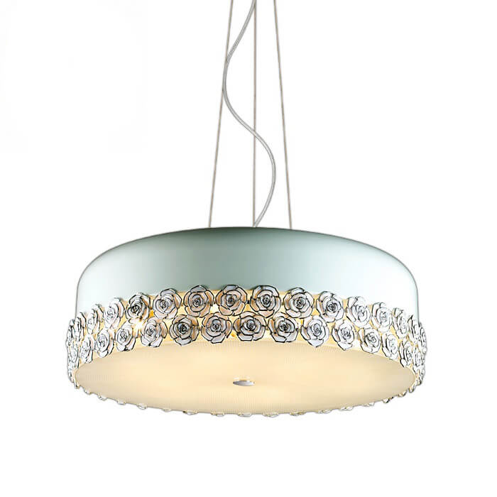 Подвесной светильник Odeon Light Rosera 2756/9 потолочный светильник odeon rosera 2756 6c