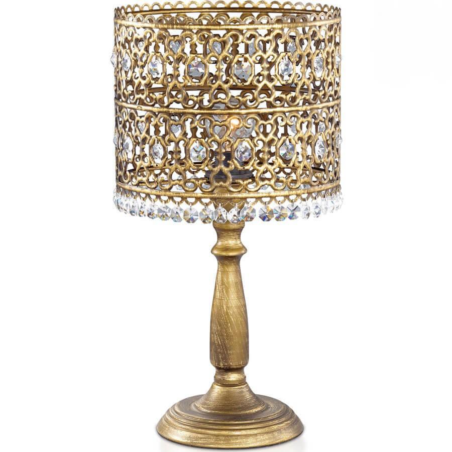Настольная лампа Odeon Light 2641/1T Country фото
