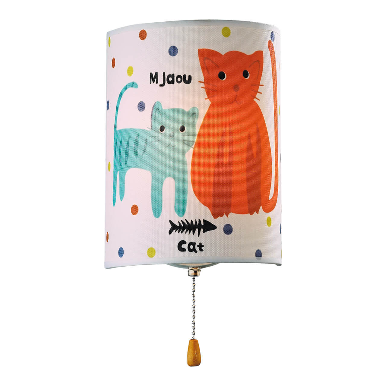 Светильник Odeon Light 2279/1W Cats настенный светильник odeon light tiara 2186 1w