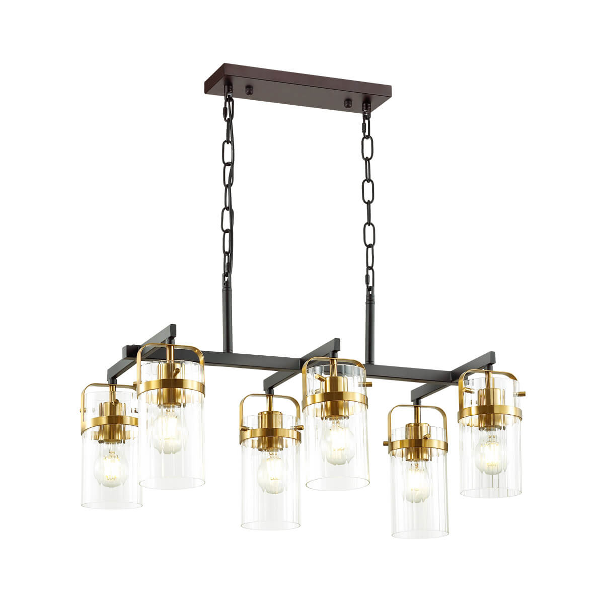 Люстра Odeon Light 4653/6 Country