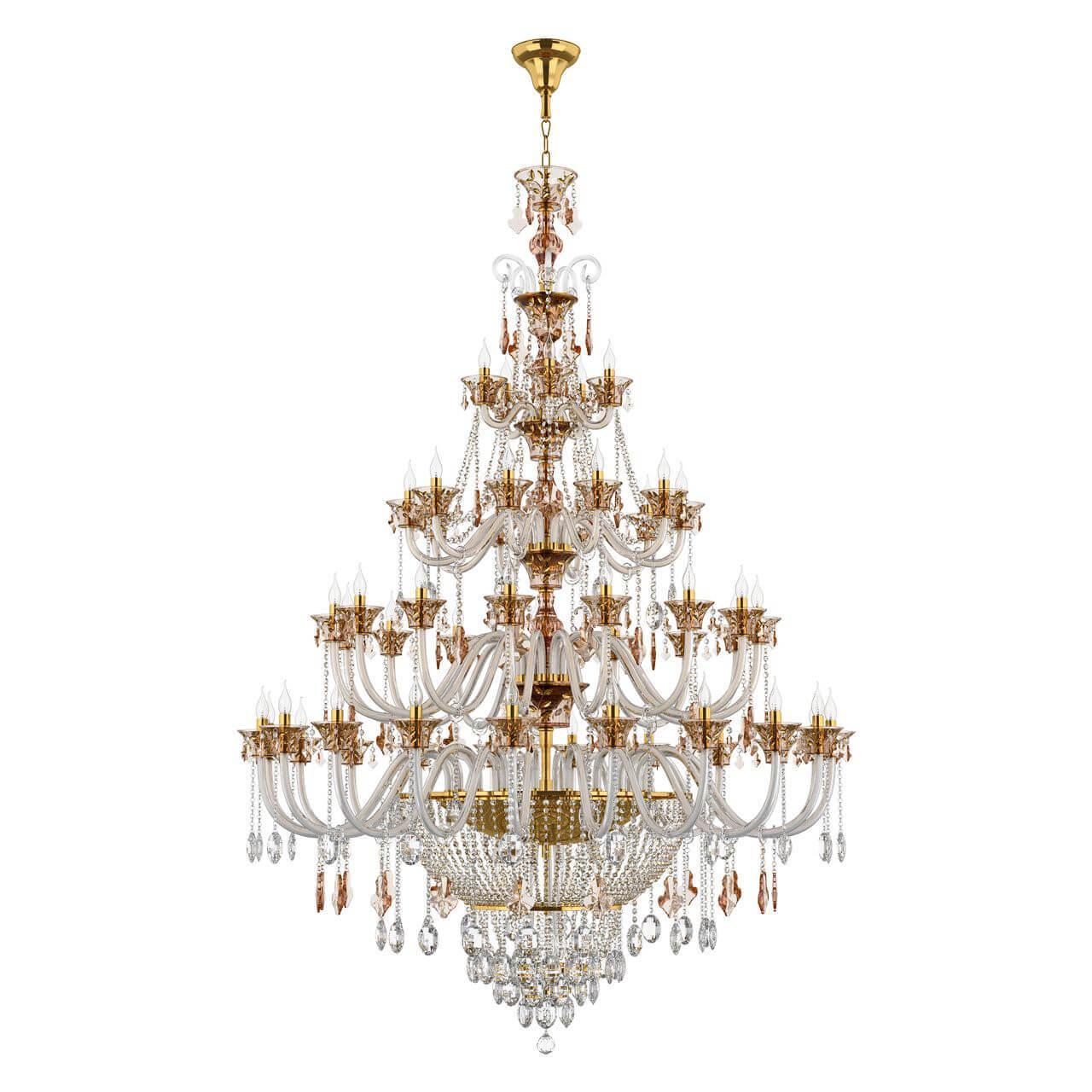 Подвесная люстра Osgona Tesoro 710572 osgona настольная лампа декоративная osgona tesoro 710952