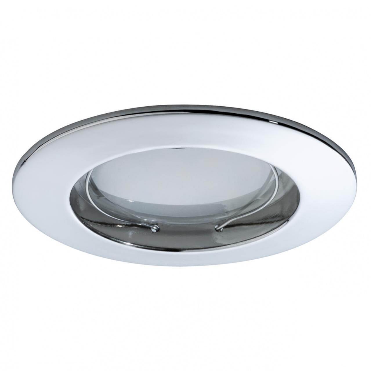 Встраиваемый светодиодный светильник Paulmann Coin 93959 цены