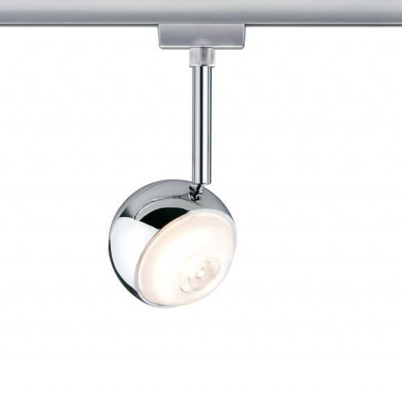 Трековый светодиодный светильник Paulmann URail CapsuleII 95455 трековый светодиодный светильник paulmann urail capsuleii 95456