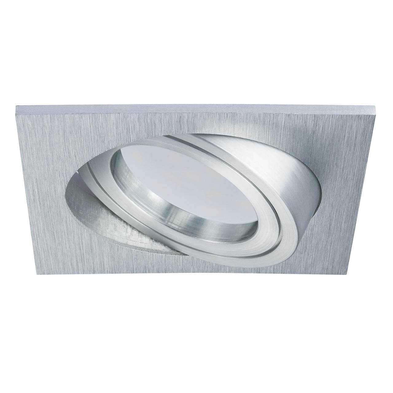 Встраиваемый светодиодный светильник Paulmann Coin 93971 цены