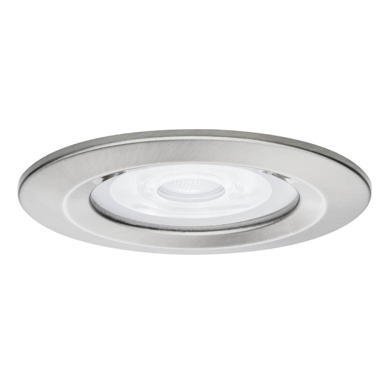 Встраиваемый светодиодный светильник Paulmann Nova 93654