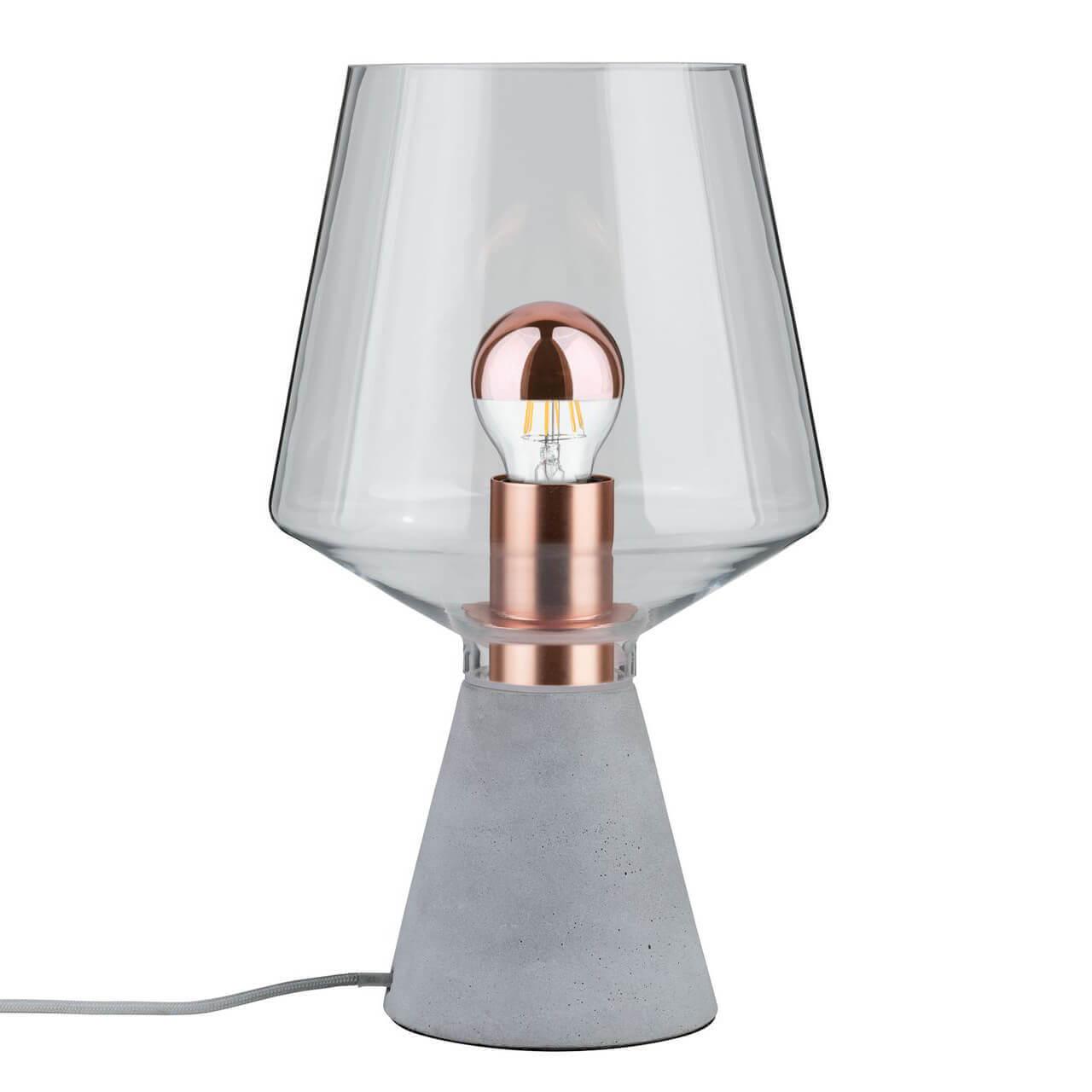 Настольная лампа Paulmann 79665 Yorik